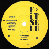 Joe Morgan - Stop Them / Stop Them Version / Warrior (Fish Tea / DKR) US 12""